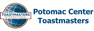 Potomac Center Toastmasters